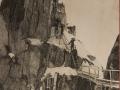 Stellung in den Dolomiten, Foto Georg Angerer