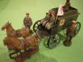 Sanitätswagen - Blechspielzeug