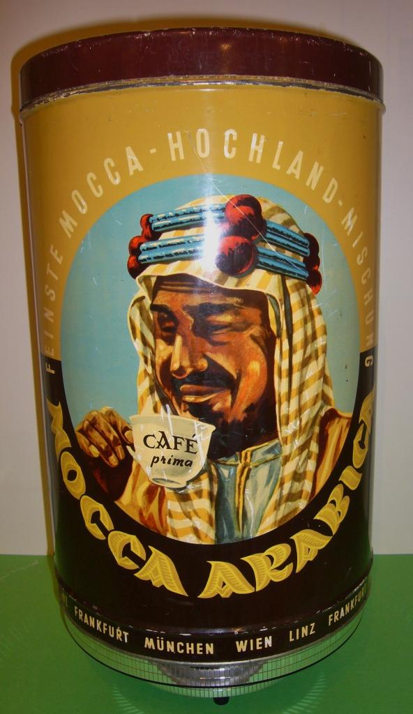 Kaffee-Aufbewahrungsbehälter