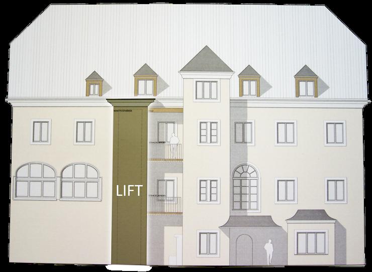Lift Projekt, Jenbacher Museum
