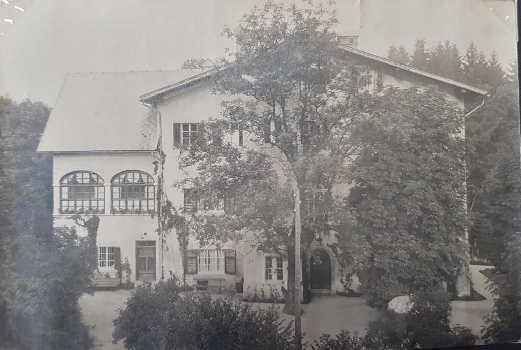 Schrofenhaus vor Umbau (Sammlung Beatrix Pirchner)